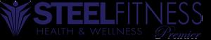 SteelFitness logo