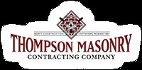 Thompson Masonry logo