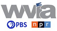 WVIA logo